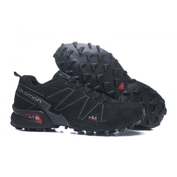Salomon Speedcross 3 Adventure Shoes Black Gray,Salomon Enjoy Discount