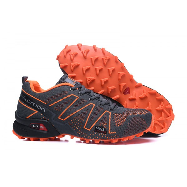 Salomon Speedcross 3 Adventure Shoes Black Orange,Deutschland Salomon