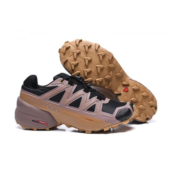 Salomon Speedcross 5 GTX Trail Running Shoes Black khaki,Outfit Salomon