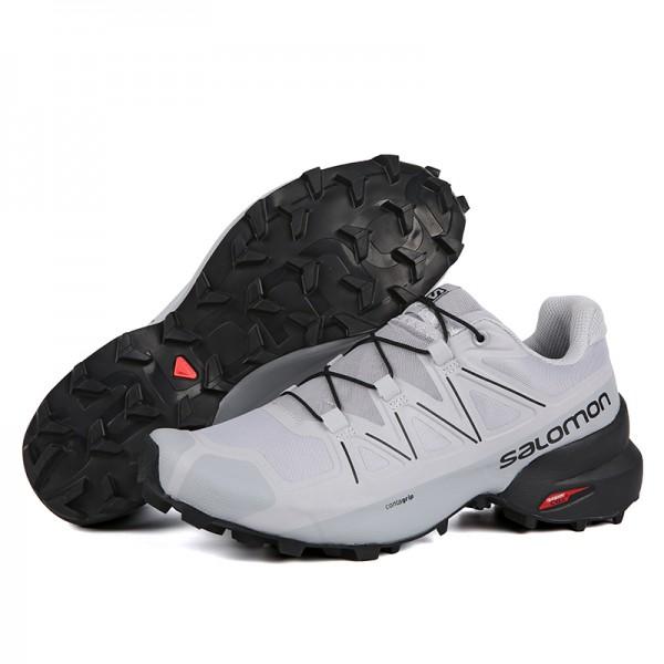 Salomon Speedcross 5 GTX Trail Running Shoes White,Salomon US In Store