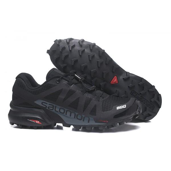 Salomon Speedcross Pro 2 Trail Running Shoes Black For Men