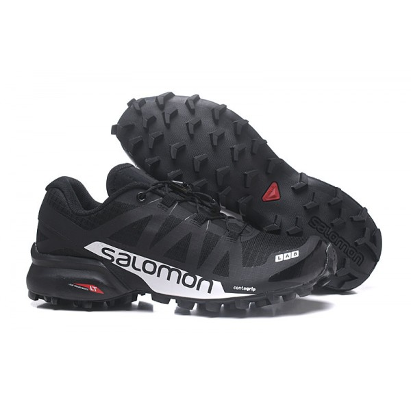 Salomon Speedcross Pro 2 Trail Running Shoes Black Sliver For Women
