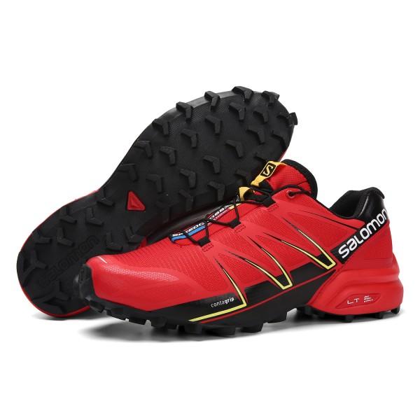 Salomon Speedcross Pro Contagrip Shoes Red Black,Cool Salomon Style