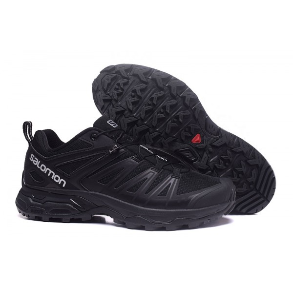 Salomon X ULTRA 3 GTX Waterproof Shoes Full Black,Salomon Biggest Discount